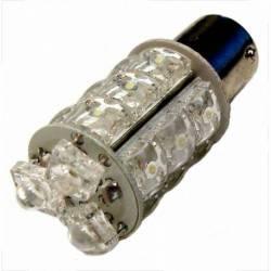 BOMB 1156 LED 12V 1073 BA15S 18LED BLANCO 1C