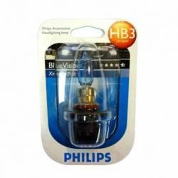 BOMB 9005 HAL 12V HB3 P20D 60W BLUE VISION 2C PHILIPS