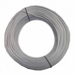 CABLE INST/12 100MTS BLANCO