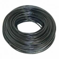 CABLE INST/14 100MTS NEGRO