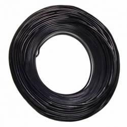 CABLE INST 20 100MTS NEGRO ,IMPORTADO,