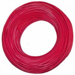 CABLE INST/20 100MTS ROJO IMPORTADO
