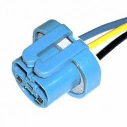 SOC PLASTICO BOM HALG 9004-9007-H6 3C