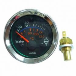 RELOJ TEMP ELECT 12V 40-120C 52MM C/VAL V0912+V1502