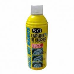SQ LIMPIA CAUCHOS ENVASE DE ALUMINIO 440 CM3