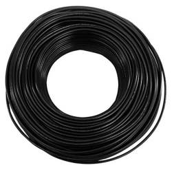 CABLE INST/12 20MTS NEGRO